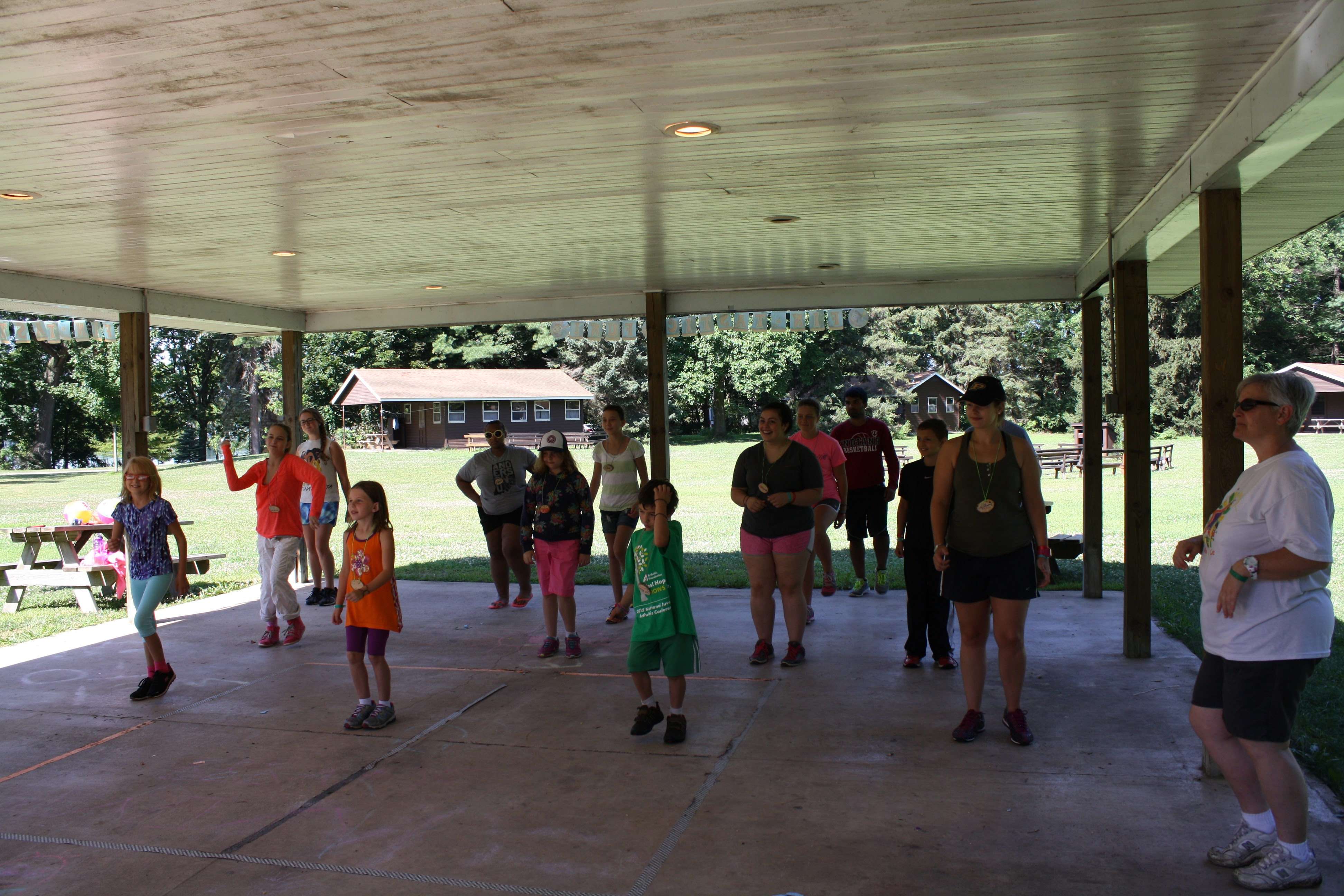 What Camp Means for Kids